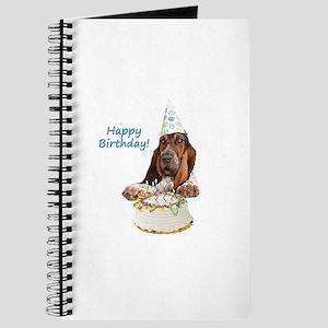 Basset Birthday Journal