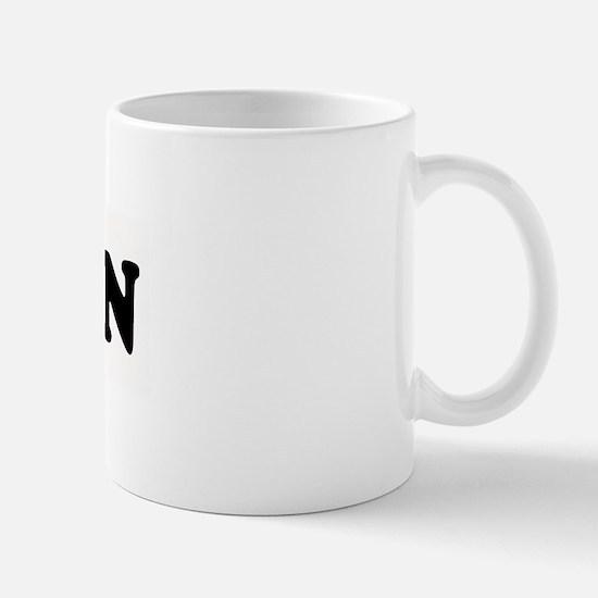 I LOVE DAN ~  Mug