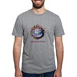 Aerial Men's Tri-Blend T-Shirt