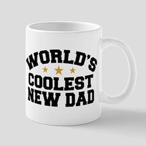 World's Coolest New Dad Mug