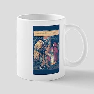 Crane's Red Riding Hood Mug