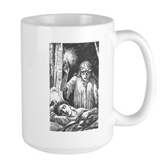 Ford's East of the Sun Large Mug