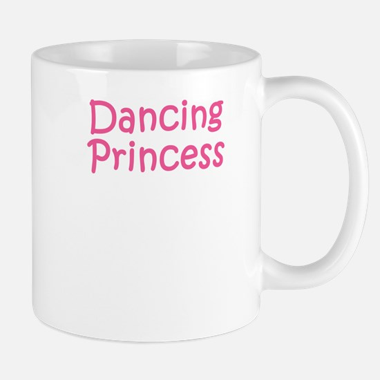 Dancing Princess Mug