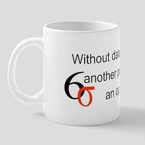 Without Data Mug
