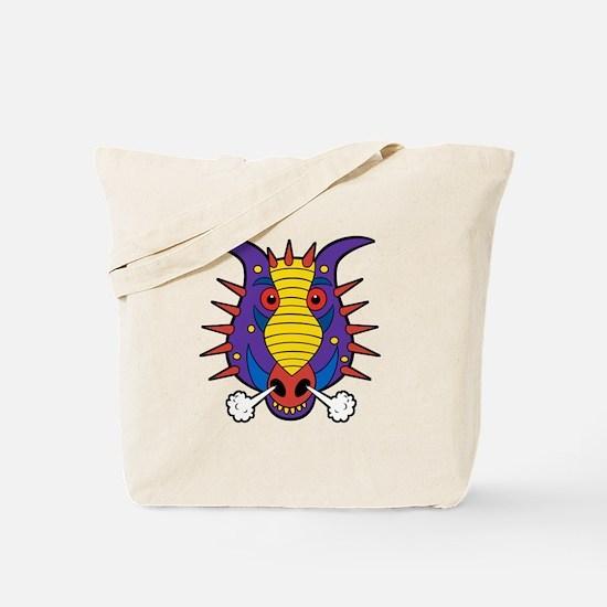 Max's Dragon Tote Bag