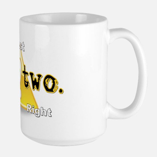 pick two large border Mugs