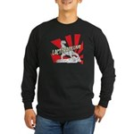 Lactobacillius Long Sleeve Dark T-Shirt