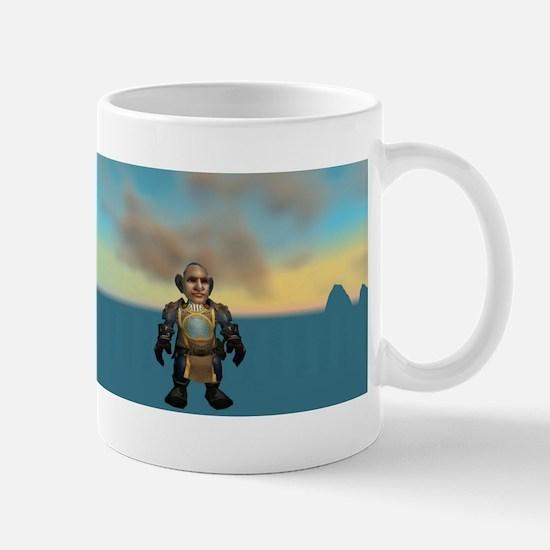 Gnome Warlock Mug