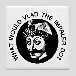 Vlad Tile Coaster