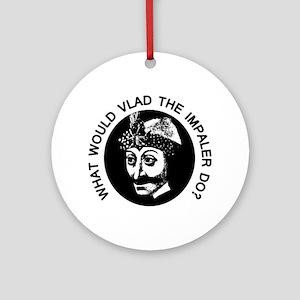Vlad Ornament (Round)