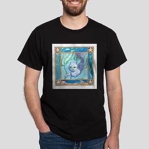 Ocean's Forest - Mercat Dark T-Shirt