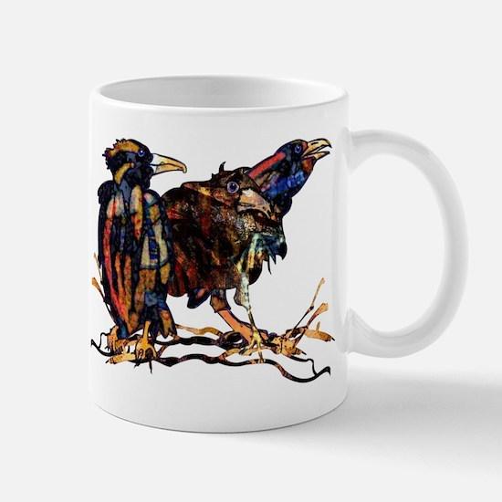 Raven Trio Mug