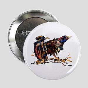 Raven Trio Button