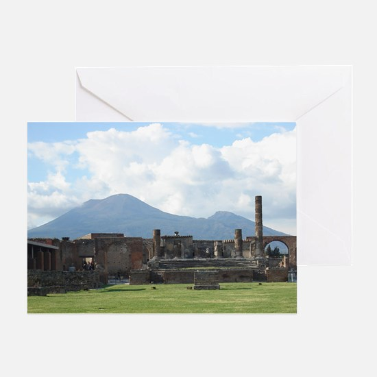 Pompeii Greeting Cards