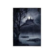 Gothic Night Fantasy 5'x7'area Rug