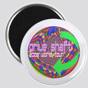 Drive Shaft 2005 World Tour Magnet