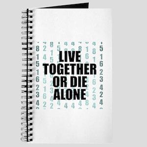LOST Live Together Journal