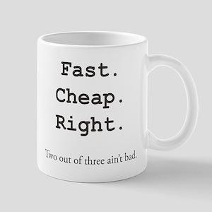 2 out of 3 Mug