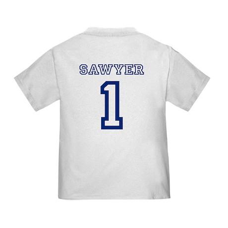 SAWYER Prop of Oceanic Toddler T-Shirt