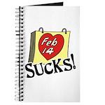 Anti Valentine's Day Journal