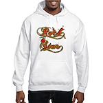 Rock Star Climber Hooded Sweatshirt