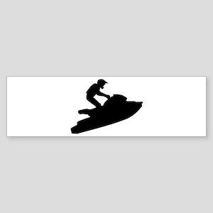 Jet ski Bumper Sticker