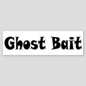 Ghost Bait Sticker (Bumper)