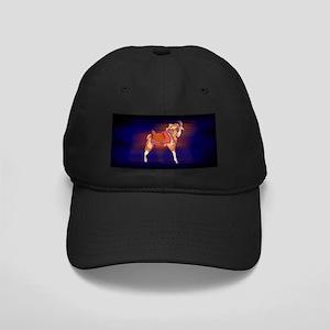Carousel Goat Black Cap