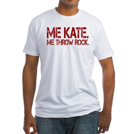 LOST Me Kate Fitted T-Shirt
