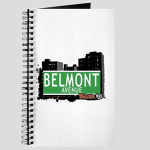 Belmont Av, Bronx, NYC Journal