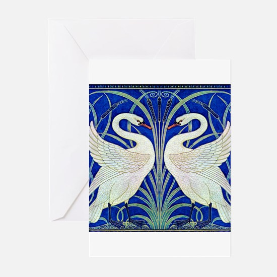 THE SWANS Greeting Cards (Pk of 20)