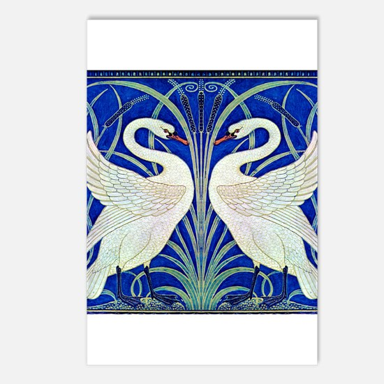 THE SWANS Postcards (Package of 8)