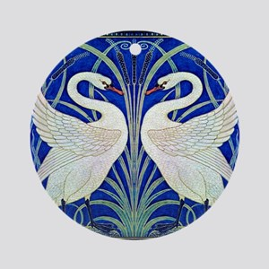 THE SWANS Ornament (Round)