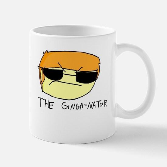 the ginger-nator mug