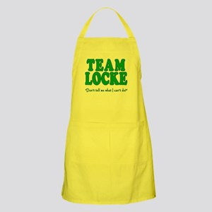 TEAM LOCKE with Quote Apron
