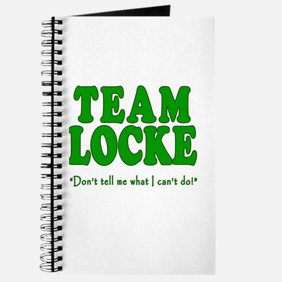 TEAM LOCKE with Quote Journal