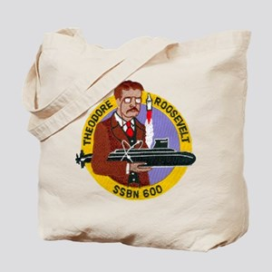 USS THEODORE ROOSEVELT Tote Bag
