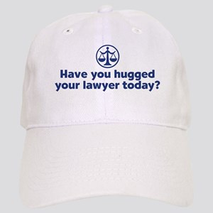 Hugged Your Lawyer Cap