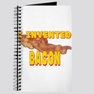 I Invented Bacon Journal