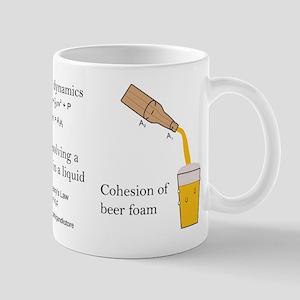 Beer and Physics Mug