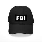 Fbi Baseball Cap with Patch