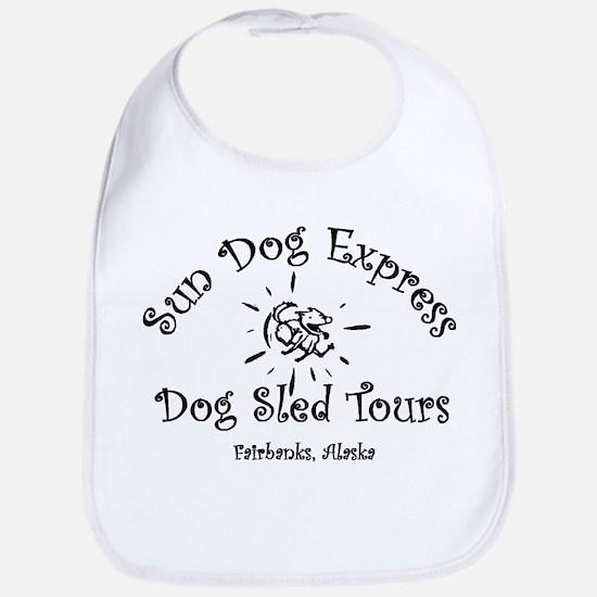 Sun Dog Express Logo Bib