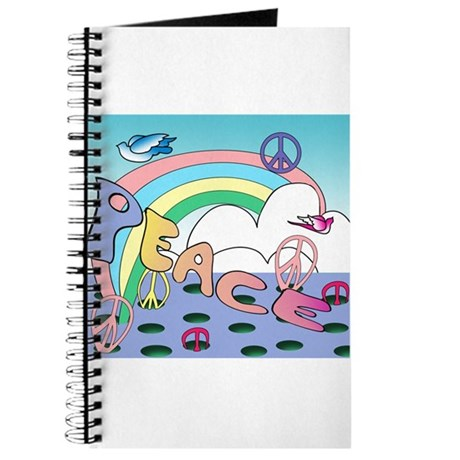 'Max'imum Peace Journal