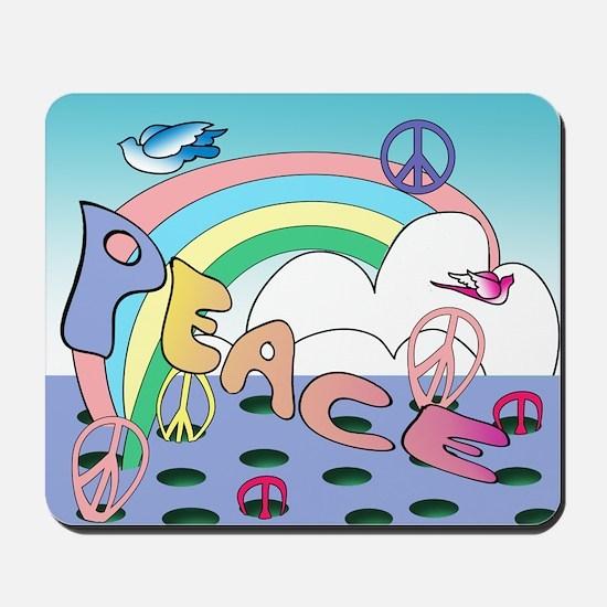 'Max'imum Peace Mousepad