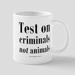 Criminal Behavior Mug
