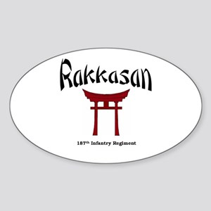 Rakkasan Sticker