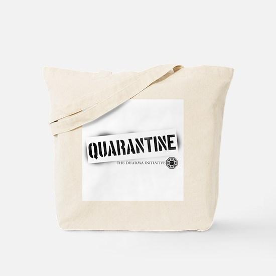 Quarantine - Dharma Initiative Tote Bag