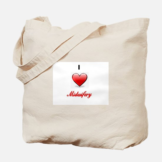 Cool Student midwife Tote Bag