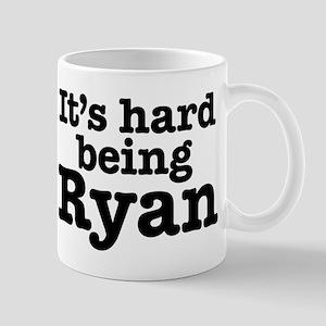 It's hard being Ryan Mug