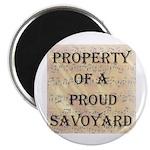 Proud Savoyard Magnet